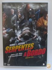 Serpentes a Bordo DVD (selo Igac / bom estado)