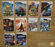 Battalion Wars 2 / Brave / Metroid / Sonic Colours / Turbo++