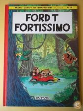 Marc Lebut - Ford T fortissimo