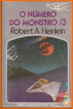 O Número do Monstro 3 - Robert A. Heinlein - Argonauta 296