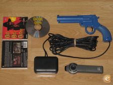 Philips CDi: Mad Dog McCree + Light Gun + Comando