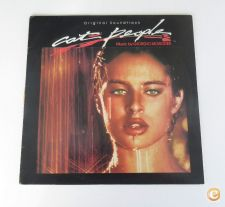 "BANDA SONORA DO FILME ""CAT PEOPLE"" (LP)"
