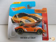 2015 Hot Wheels   178-1. Ford Shelby GR-1 Concept