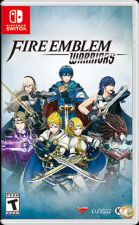 NINTENDO SWITCH FIRE EMBLEM WARRIORS NOVO SELADO