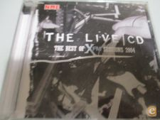 THE LIVE CD - THE BEST OF XFM SESSIONS 2004