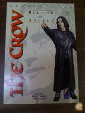 the crow brandon lee believe in angels 1/6 scale vinyl model