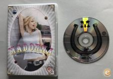 Madonna -  What It Feels Like For A Girl - DVD SINGLE