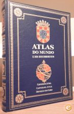 Atlas do Mundo e dos Descobrimentos (monumental)