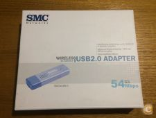 Adaptador Wireless USB2.0 - EZ Connect g (SMCWUSB-G)