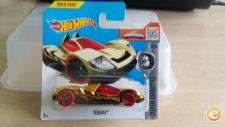 2016 HOT WHEELS - TEEGRAY  GOLD      *NOVO*