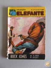 Elefante nº18 - Buck Jones