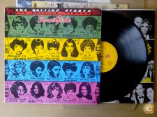 ROLLING STONES Some Girls 1978 LP