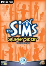 The Sims Superstar Expansion Pack - NOVO PC