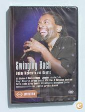 BOBBY McFERRIN AND GUESTS_SWINGING BACH.