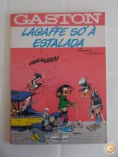 Gaston - Lagaffe só á estalada