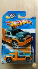 2012 HOT WHEELS - DIESEL DUTY          *NOVO*