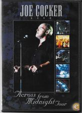DVD Joe COCKER Live From Midnight Tour