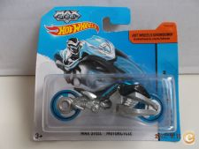 2014 Hot Wheels   085-2. Max Steel Motorcycle