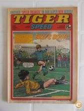 Tiger and Speed - 18 April 1981