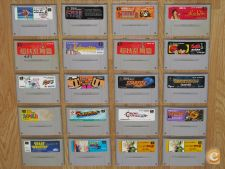 40 Jogos, Breath of Fire, Chrono Trigger, DBZ, DK3, FF5, +++