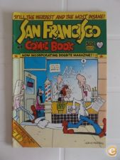 San Franscisco Comic Book nº4