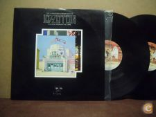 Led Zeppelin - Soundtrack from the film The Song Remains...