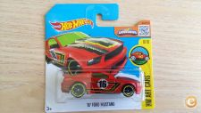 2016 HOT WHEELS - 07 FORD MUSTANG         *NOVO*