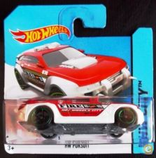 Hot Wheels 2014 -  045-1. HW Pursuit