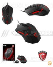 Rato Msi Interceptor DS B1 Gaming Mouse