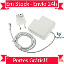"L460 Carregador Original Apple Macbook Pro 13"" 60W NOVO"