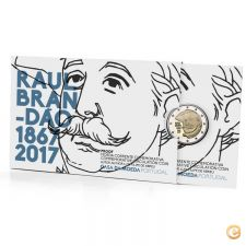 Ek # 2 Euro Proof Portugal 2017 Raul Brandão