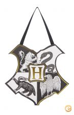 Hogwarts Harry Potter - Placa decorativa de pendurar