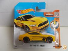 2016 Hot Wheels  121-1. 2015 Ford Mustang GT