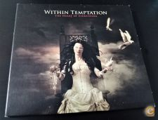 Within Temptation The Heart Of Everything CD  Heavy Metal