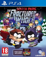 South Park The Fractured But Whole C/Extras PS4 NOVO STOCK