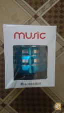 Mini Coluna Bluetooth