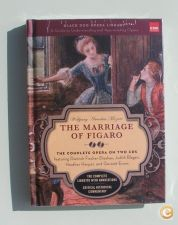 W. A. MOZART_THE MARRIAGE OF FIGARO.