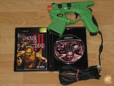 House of Dead 3 + Light Gun Blaster da Madcatz