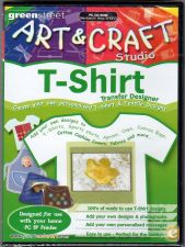 Art & Craft T-Shirt Transfer Designer NOVO SELADO PC