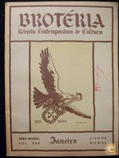 BROTÉRIA - REVISTA CONTEMPORÂNEA DE CULTURA (VOL 30) 1940