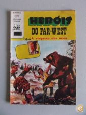 Herois do Far-West nº121