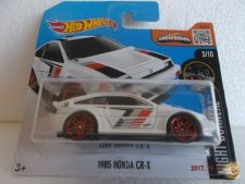 2016 Hot Wheels  085-2. 1985 Honda CR-X