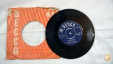 """THE ROLLING STONES Not Fade Away/Little By Little 7""""Single"""