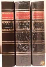 Encyclopaedia Britannica (first edition replica set)