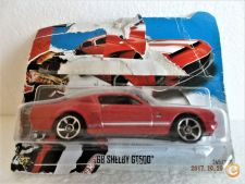2013 Hot Wheels   245-2. `68 Ford Mustang Shelby 500
