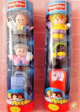 Little People, paks 3 figuras.
