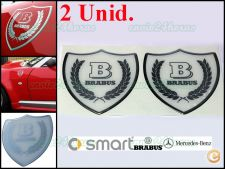 Emblema logotipo Brabus Smart 450 451 452 453 Mercedes