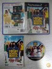High School Musical Sing It! - Ps2