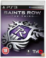 SAINTS ROW-THE THIRD-(SEMI-NOVO)-PS3-EM STOCK