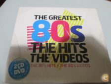 ANOS 80 - THE HITS / THE VIDEOS